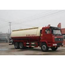 Steyr 25m3 Powder Tanker Truck