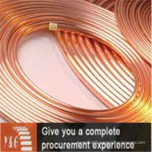 C13018 copper tubes for industrial applications