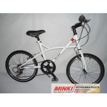 Bicicleta del camino de 20 '' Mini Velo, compitiendo con la bici con 6 velocidades