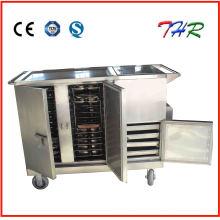 Electric Heating Food Cart