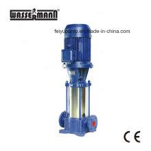 Gdl Energiesparende vertikale mehrstufige Inline-Pumpen