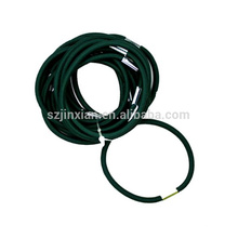 Bandas elásticas de 4 mm con nudo metálico