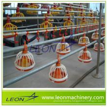 Leon best price broiler feeding system for poultry farm equipment
