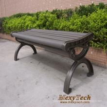 Открытый парк скамейка стрит скамейке, новый материал уличная мебель 1500X560X410mm (112 X)