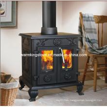 Wood Burning Stove/ Cast Iron Stove (AM06B-8KW)
