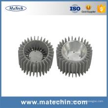 China-Lieferant, der Hochdruckdruckguss-Aluminiumkühlkörper herstellt