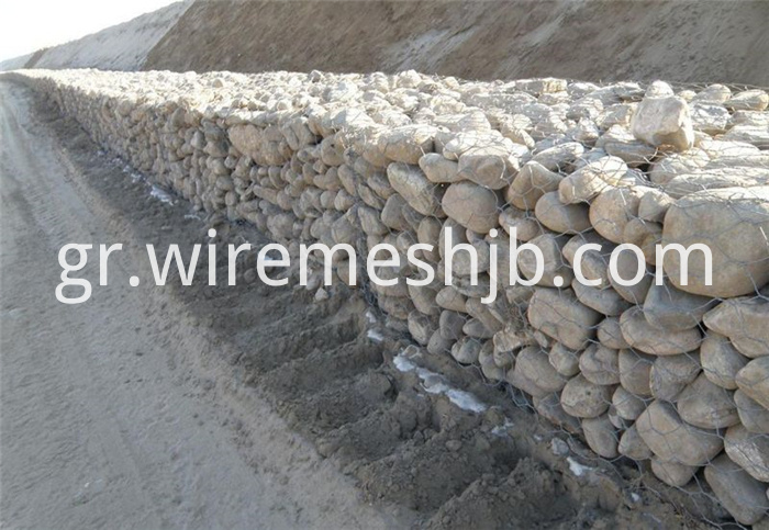 Hot Dipped Galvanized Gabion Basket