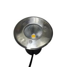 Le pont de LED / Decking allume des lumières souterraines imperméables d'acier inoxydable de kit