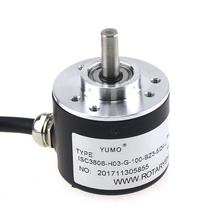 Yumo Isc3806-H03-G-100-Bz1-524-L Codeur optique pour la vitesse ou la position