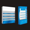 Wooden Collectors Display Cabinet Unique Design Stand