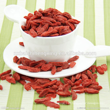2015 Ningxia dired Goji bagas wolfberry chinês wolfberry