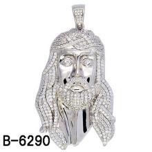 Nouveau design haute qualité bijoux en argent sterling pendentif