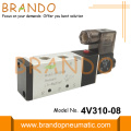 4V310-08 Pneumatic Solenoid Valve 5/2 Way 240V AC