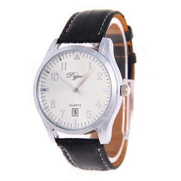 Luxury Leather Quartz Watch
