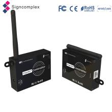 Precio patentado del regulador de WiFi de 5V-24V RGB LED de los fabricantes de China
