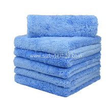 Colorful High Quality Household Clean 40/40 Microfiber Towel