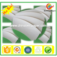 White Color 190g PE Coated Paper