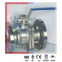 "Floating Type Metal Face Wcb Ball Valve (3"")"