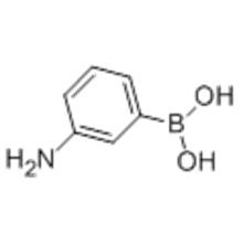 3-Aminobenzeneboronic acid CAS 30418-59-8