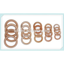 Blind Accessory 50mm Wooden Curtain Rings