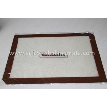 Nonstick Silicone Microwave Baking Mat