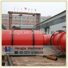 Three cylinder silica sand rotary dryer