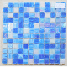 Mosaique De Verre Blue