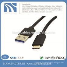 Type C Câble USB 3.1 à USB 3.0 Câble de charge rapide de synchronisation de données 10 Gbit / s