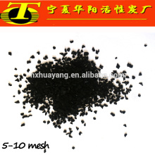CHINA Huayang 8 * 30 Mesh Palm Shell Aktivkohle
