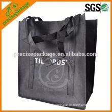 Bolso no tejido reciclable impresa PP de los PP del regalo promocional de encargo del totalizador