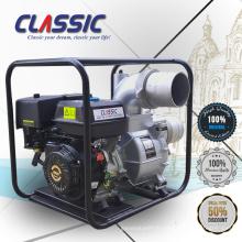 CLASSIC (CHINA) Pompe à eau centrifuge standard de 6 pouces CE, Pompe à pulvériser à essence pour usage agricole