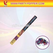 Joyeux anniversaire confettis / fête des banderoles de mariage Poppers / Confetti Party Gun