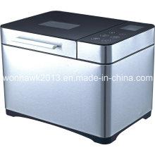 Machine de fabricant de pain dans la machine automatique de fabricant de pain d'acier inoxydable