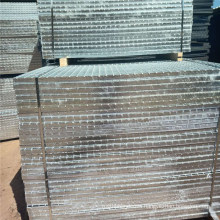 Hot Sale Galvanized Serrated Gateway Steel Grating