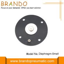 Diafragma-Válvula solenoide de aire limpio pequeño Diafragma
