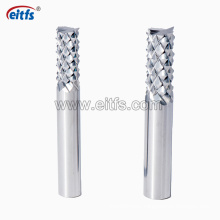 High Quality Solid Carbide End Mill Corn Teeth Engraving Milling Cutter for PCB