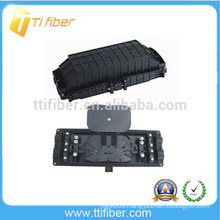 Horizontal type fiber splice closure 12 cores to 288 cores high quality
