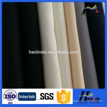 Фабричная цена полиэфирной хлопчатобумажной ткани для рубашки / карманной ткани / подкладочной ткани
