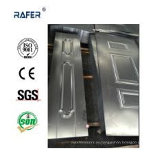 Piel de puerta de acero estampado barato (RA-C027)