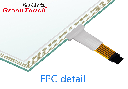 Dustproof Resistive Touch Screen