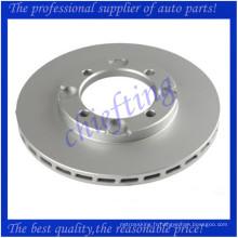 MDC672 DF3095 MB618734 meilleurs freins et rotors pour mitsubishi poulain