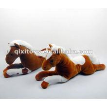 coton bourré pas cher et grand cheval en peluche