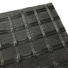 Geotextil Fabric Stitched With Fiberglass Geogrid