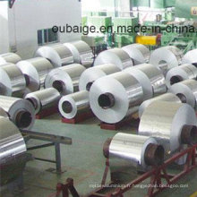 Bobine d'aluminium avec le traitement de CC et de CC