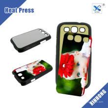 Toda a venda 2D Blank sublimation barato telefone celular casos