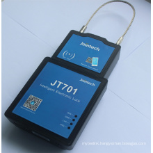 GPS Electronic Locker with RFID Cards Unlock and Unlock/Lock Alarm