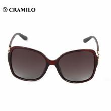 Солнцезащитные очки с овальным дизайном