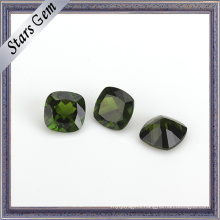 Clear Clean Hot Sale Emerald Green Natural Diopside Stone