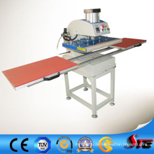 Automatische pneumatische Dual Station Heat Press Machine