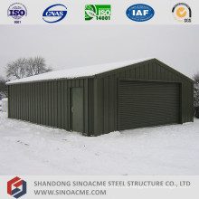 Multifunction Prefabricated Steel Structure Building